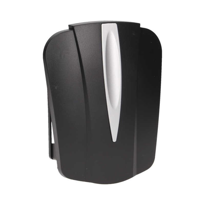 Dzwonki-do-drzwi-przewodowe - czarny dzwonek gong dwutonowy 230v or-dp-vd-141/b orno firmy ORNO