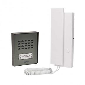 Domofony - zestaw domofonowy jednorodzinny natynkowy vivi or-dom-sv-921 orno