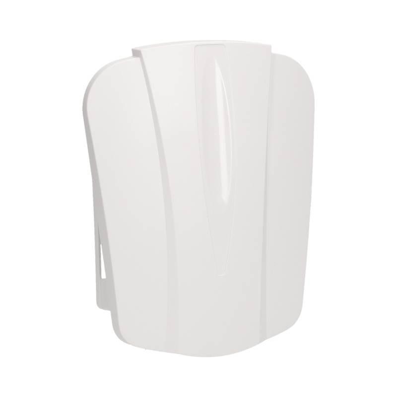 Dzwonki-do-drzwi-przewodowe - biały dzwonek do drzwi gong 2-tonowy or-dp-vd-142/w orno firmy ORNO
