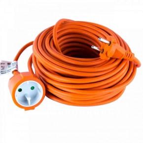 Przewody-przedluzacze - przedłużacz elektryczny ogrodowy p01320  1gn. 2x1mm 2 20m h05vv-f emos