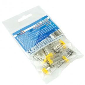 Szybkozlaczki - złączki instalacyjne 5x 0,5-2,5mm2 op.10szt pm25-10 bemko