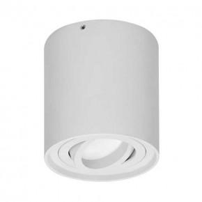 Oprawy-sufitowe - oprawa sufitowa tuba w kolorze białym downlight 35w or-od-6146wgu10 carolin dlr orno