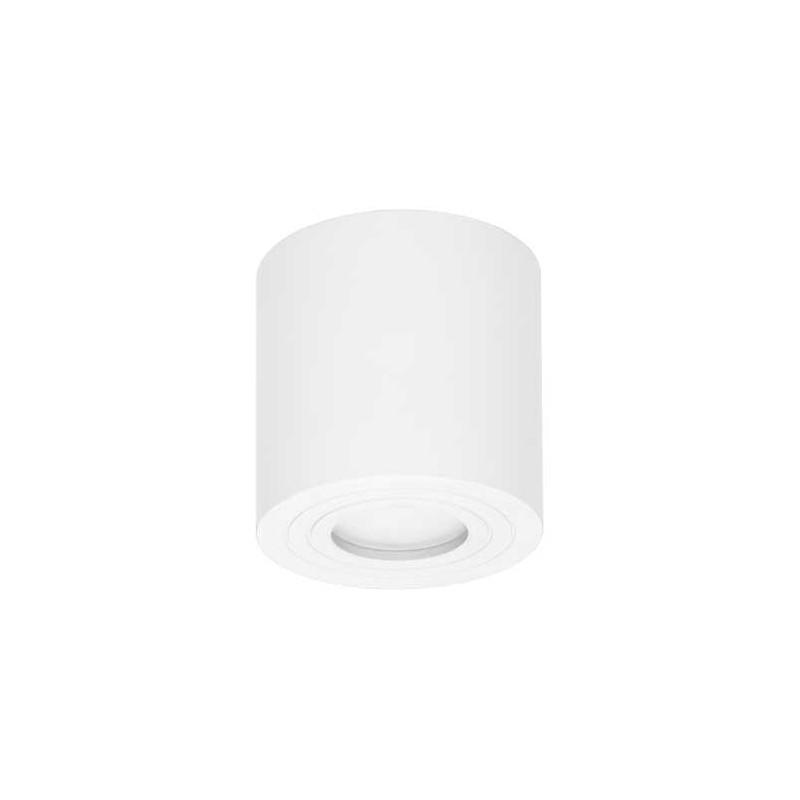 Oprawy-sufitowe - sufitowa oprawa typu downlight biała tuba ip54 50w gu10 megy dlr or-od-6144wgu10 orno firmy ORNO