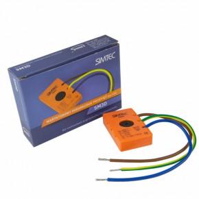 Ograniczniki-przepiec - warystorowy ogranicznik przepięć typ 3 klasa d do montażu w puszce sm3d simtec