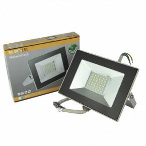 Naswietlacze-led-30w - naświetlacz led 30w o zimnej barwie światła 2100lm 6400k ip65 innovo in-fbx30w-64 innovo