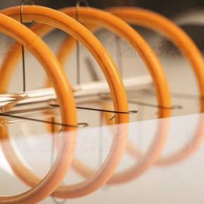 Zarowki-dekoracyjne - żarówka led dekoracyjna płomień z filamentem e14 2,5w 135lm 1800k xled c35t 2,5w-sw kanlux