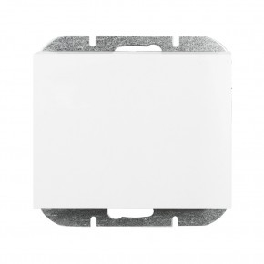 Wylaczniki-jednobiegunowe - biały włącznik jednobiegunowy wp-1o onyx 9002189 abex