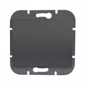 Wylaczniki-jednobiegunowe - czarny włącznik jednobiegunowy wp-10 onyx 9002193 abex