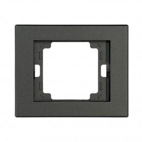 Ramki-pojedyncze - czarna ramka pojedyncza onyx ra-1o 9002347 abex