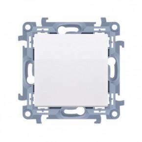 Wylaczniki-jednobiegunowe - włącznik pojedynczy biały cw1.01/11 simon 10 kontakt simon