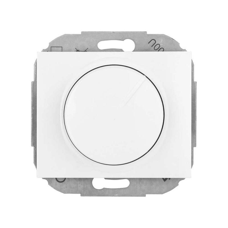 Regulatory-oswietlenia - ściemniacz obrotowy biały 60w-400w so-1o onyx abex firmy ABEX