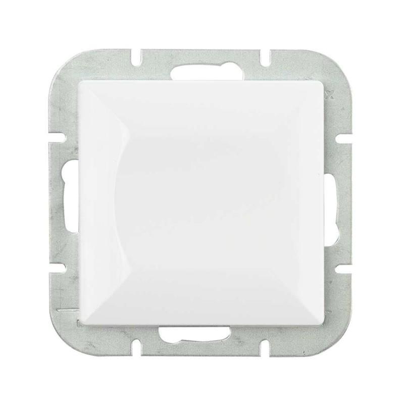 Wylaczniki-jednobiegunowe - włącznik światła pojedynczy biały wp-1p perła abex firmy ABEX