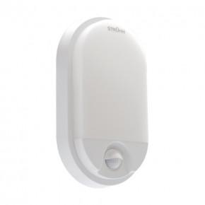 Plafony - plafoniera z czujnikiem ruchu led zewnętrzna na klatkę 15w pedro 03793 ideus
