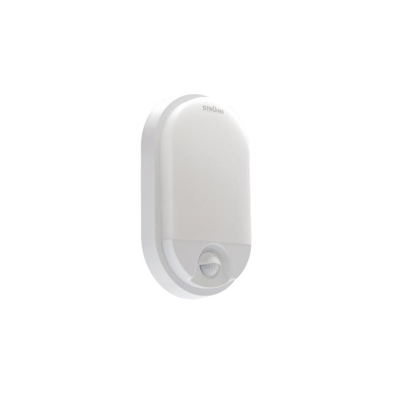 Plafony - plafoniera z czujnikiem ruchu led zewnętrzna na klatkę 15w pedro 03793 ideus firmy IDEUS