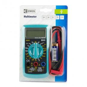 Mierniki - multimetr md-210 emos - 2202007000