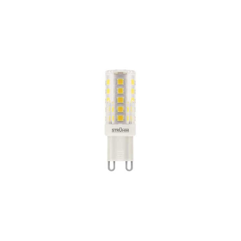 Gwint-trzonek-g9 - mała żarówka led g9 4w neutralne światło 4000k bob smd led 03677 ideus firmy IDEUS
