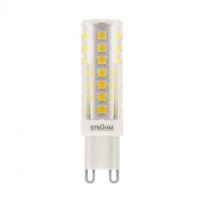 Gwint-trzonek-g9 - żarówka led g9 o mocy 5,5w z neutralnym światłem 4000k bob smd led 03680 ideus