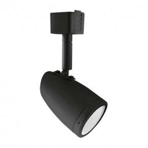 Oswietlenie-szynowe - oprawa reflektor na szynoprzewód w kolorze czarnym 35w gu10 berlin 03503 ideus