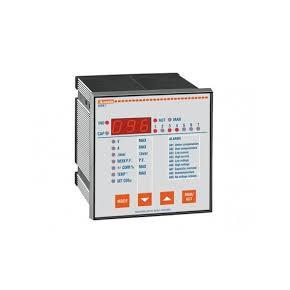 Przekazniki-i-akcesoria - regulator współczynnika mocy 7 regulacji cos phi dcrk7 wejście 380/415 levato