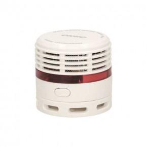 Czujniki-dymu - czujnik dymu na baterie mini or-dc-628 orno