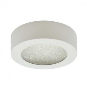 Oprawy-sufitowe - plafon dekoracyjny led natynkowy 8w biały 4000k 440lm acri exclusive led 310026 polux