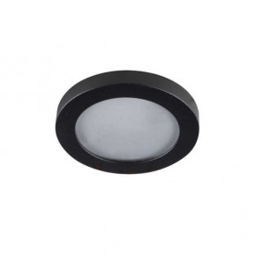Oprawy-sufitowe - pierścień oprawy punktowej w kolorze czarnym gu10 10w flini dso-b kanlux