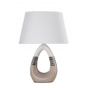 ROMANO LAMPA GABINETOWA 1X60W E27 BEŻOWO BIAŁY