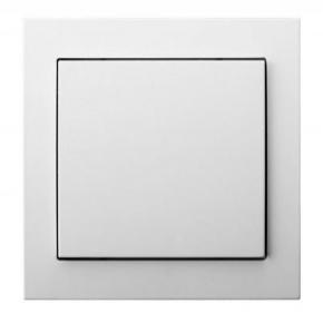 Mechanizm włącznika jednobiegunowego biały ŁP-1W/00 KIER OSPEL