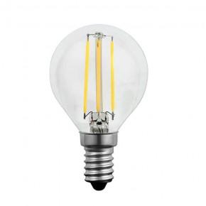 Gwint-trzonek-e14 - żarówka led e14 z filamentami o mocy 4w 3000k 305077 polux