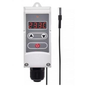 Regulatory-temperatury - termostat przylgowy elektroniczny z czujnikiem kapilarnym p5684 emos