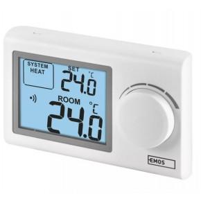Regulatory-temperatury - termostat bezprzewodowy pokojowy elektroniczny p5614 emos