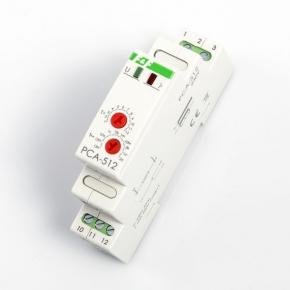 Przekazniki-czasowe - przekaźnik czasowy pca-512 220v ac 0.1s-24h f&f
