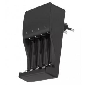 Ladowarki-do-baterii - emos ładowarka akumulatorków bc 4a emos - 1603024000