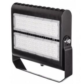 Naswietlacze-led - naświetlacz led profi+ 100w czarny neutralna biel emos - 1531241050