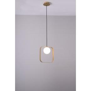 LAMPA WISZĽCA TULA 1 ZŁOTY 140x12x26