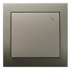 Satynowy mechanizm włącznika schodowego ŁP-3W/45 KIER OSPEL