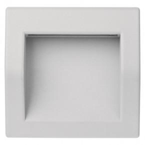 Oswietlenie-schodowe - oprawa kierunkowa led elewacyjna 6w ciepłe światło szara ip54 zc0104 emos