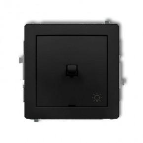 Wylaczniki-amerykanskie - czarny matowy włącznik światła zwierny amerykański 12dwpus-5 deco karlik