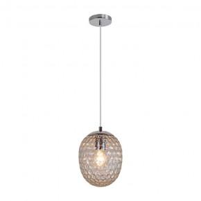 Lampy-sufitowe - lampa sufitowa wisząca z transparentnym kloszem e27 il mio lora white 314291 polux