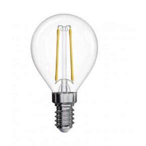 Gwint-trzonek-e14 - dekoracyjna żarówka led z filamentami 2w-25w ciepła 2700k z74235 emos