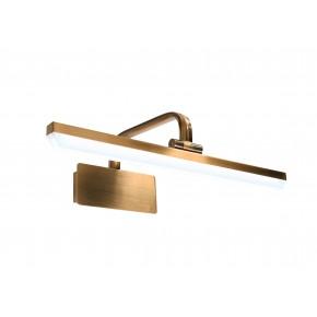 LAMPA HANG KINKIET 8W LED PATYNOWY 4000K