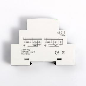 Automaty-schodowe - automat schodowy wyłącznik czasowy as 212 f&f
