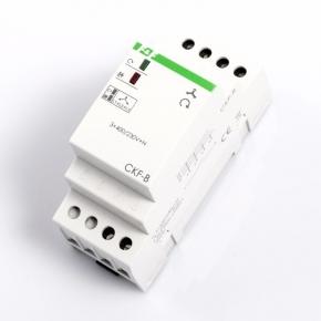 Przekazniki-kontroli-faz - czujnik kolejności i zaniku fazy ckf-b ts35 f&f