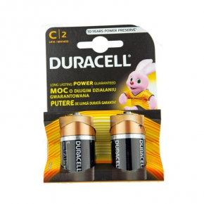 Baterie - baterie alkaliczne 1,5v lr14 duracell