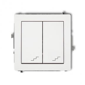 DWP-33 Włącznik/wyłącznik światła schodowego p/t DECO KARLIK