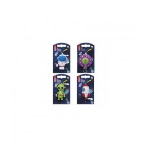 Swiecace-breloczki - brelok led kosmos 3× lr54, box 24 emos - 1439013901