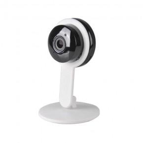 Wideodomofony - kamera wewnętrzna sterowana smartfonem za pomocą aplikacji tuyasmart cosmo w1 315618 polux