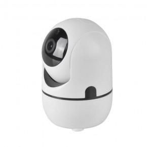 Wideodomofony - kamera wewnętrzna sterowana smartfonem tuyasmart z mikrofonem i głośnikiem cosmo w2 315632 polux