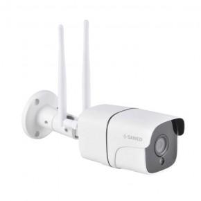 Wideodomofony - kamera zewnętrzna sterowana smartfonem tuyasmart 315649 polux