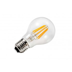 Gwint-trzonek-e27 - żarówka led z filamentami e27 8w-68w 2700k ciepła 940lm helios